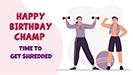 Birthday ecard 20
