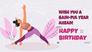 Birthday ecard 22