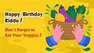 Birthday ecard 27