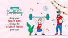 Birthday ecard 5
