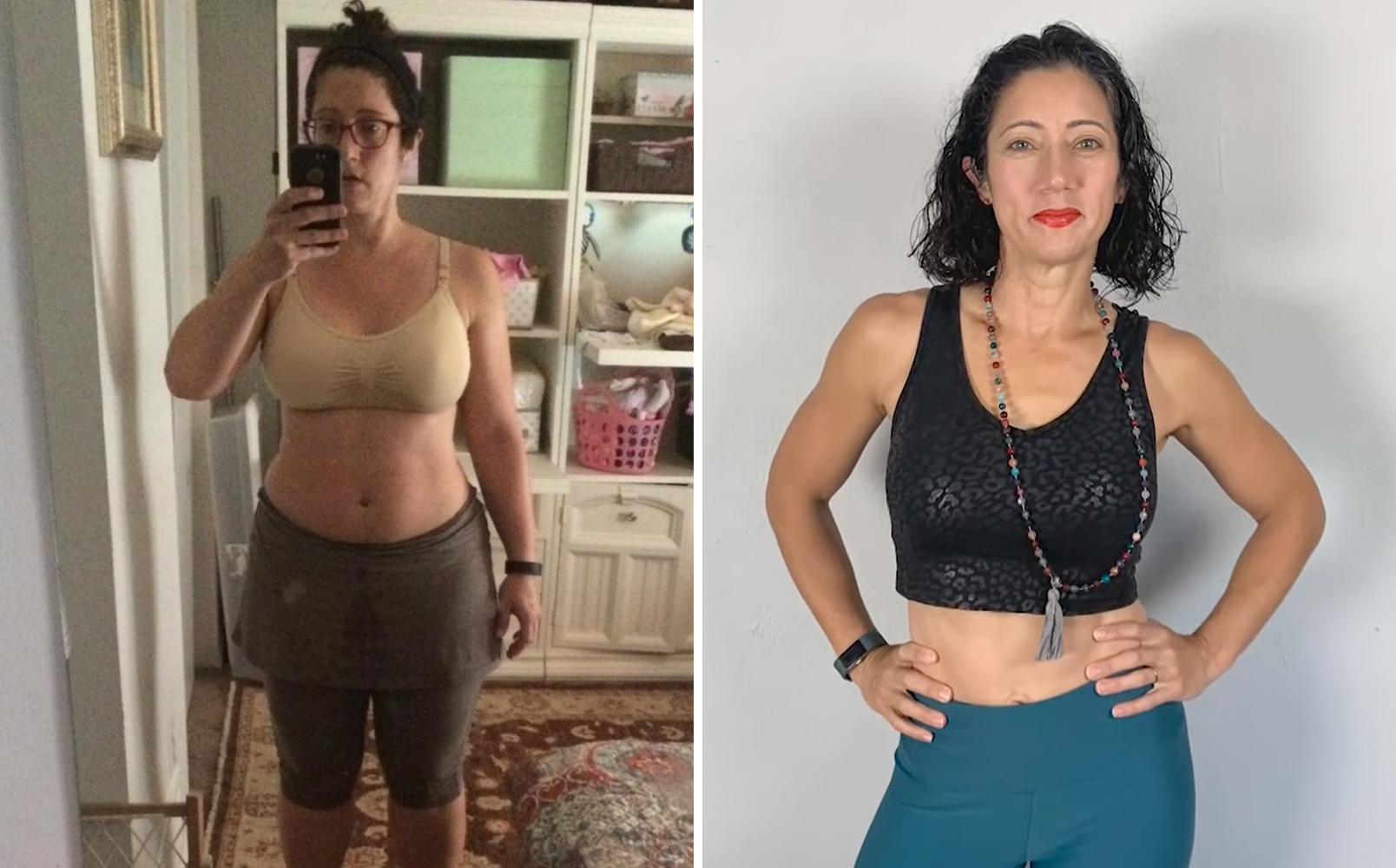 How I Found Fitness At 40 my Weight Loss Story