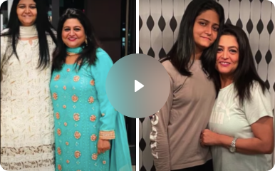 How This Mother And Daughter Got Fitter Together